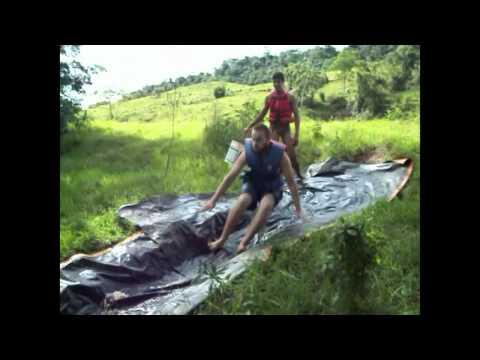 Acampamento em Paial