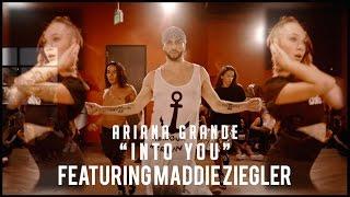 Ariana Grande - Into You feat Maddie Ziegler | @brianfriedman Choreography