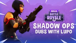 Video Shadow Ops Missions With Lupo!! - Fortnite Battle Royale Gameplay - Ninja MP3, 3GP, MP4, WEBM, AVI, FLV Juni 2018