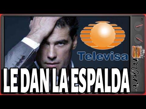 A Eduardo Yañez Televisa le da la espalda no quieren saber de el