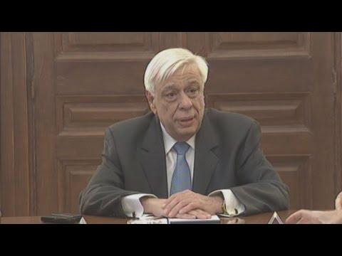 Την ανάγκη διορθώσεων στο ελληνικό πρόγραμμα, τόνισε ο Πρόεδρος της Δημοκρατίας