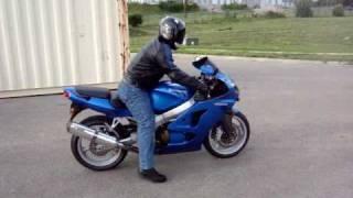 8. 2008 Kawasaki ZZR 600
