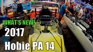 What's NEW! Changes made to the 2017 Hobie Pro Angler 14. Is it worth the extra $$$??