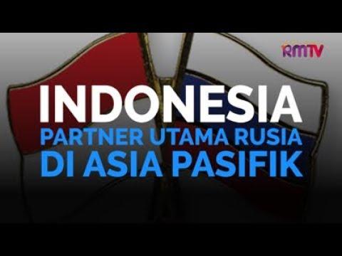 Indonesia, Partner Utama Rusia Di Asia Pasifik