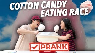 Video COTTON CANDY EATING RACE PRANK!! | Ranz and Niana MP3, 3GP, MP4, WEBM, AVI, FLV Mei 2019