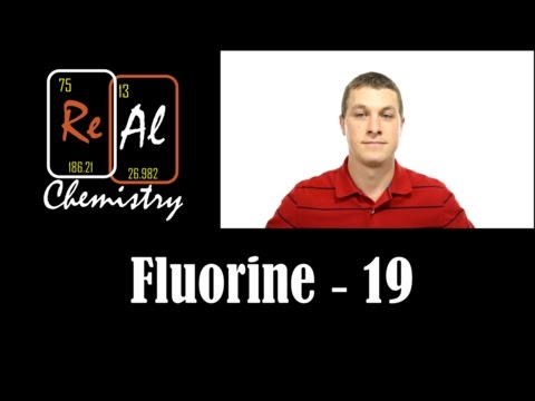 How many neutrons are in Fluorine 19? - Real Chemistry