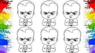 Jogos de meninas - Desenholandia de Adivinhar O Poderoso Chefinho 2 em português  The Boss Baby  Desenho para criança