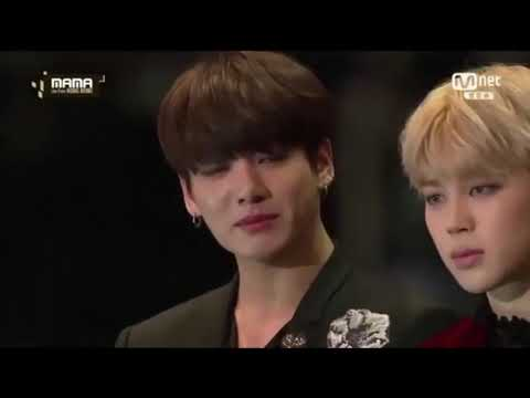 BTS crying moments 2017