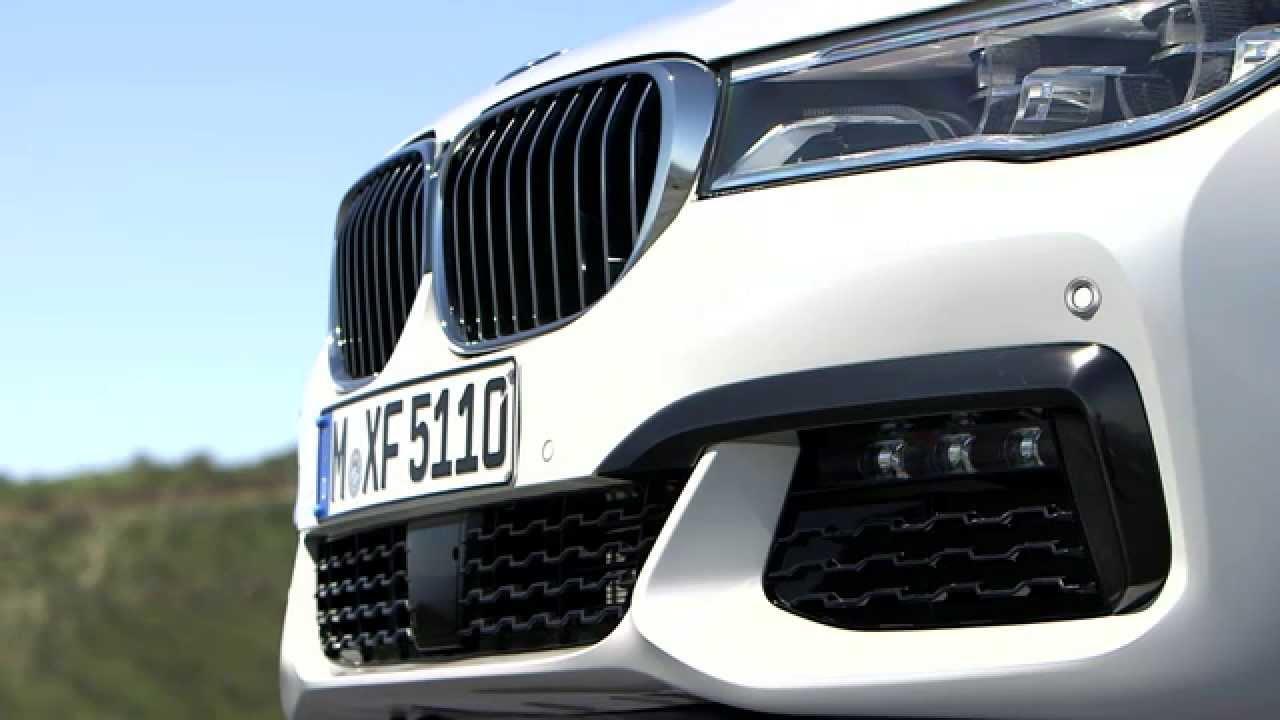 2016 BMW 7-Series (G11/G12)