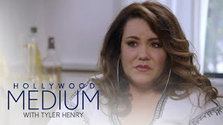 Video Tyler Henry's Reading Brings Katy Mixon to Tears | Hollywood Medium with Tyler Henry | E! MP3, 3GP, MP4, WEBM, AVI, FLV Juni 2018