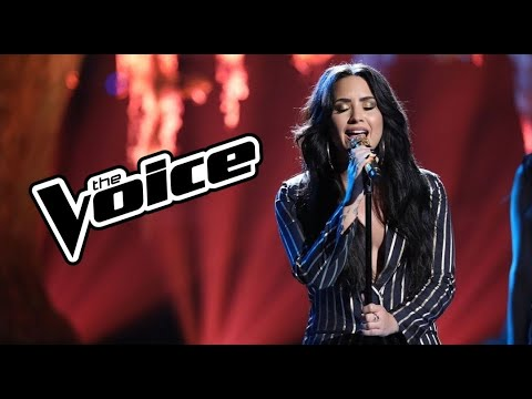 Demi Lovato - Tell Me You Love Me (Live in The Voice USA)