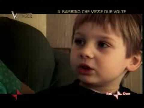 un bambino ricorda la sua vita passata e fa arrestare il suo assassino!