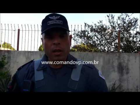 Homem detido pela ROCAM é reconhecido em 12 roubos no mesmo local