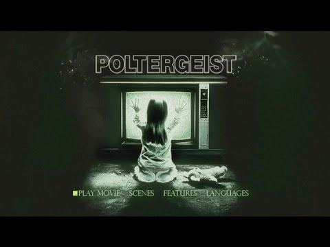 Poltergeist (1982) - 25th Anniversary Edition │Menu USA │DVD Brazil (R4)