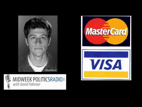 David Pakman Called by Angry Telemarketer, Guy Gets Mad and Hangs Up Video