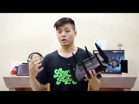 Asus RT AC5300 Review   Wireless Tri Band Gaming Gigabit Router