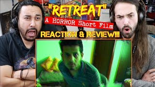 RETREAT - A HORROR Short Film | REACTION!!! by The Reel Rejects