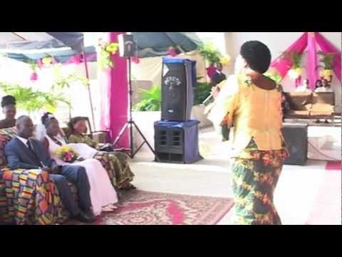 MARIAGE ( EV.OKROU ) Chanté PAR CHANTAL OUAYORO