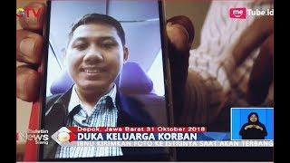 Video Foto Terakhir Dokter Muda untuk Istri Saat dalam Pesawat Lion Air JT 610 - BIS 31/10 MP3, 3GP, MP4, WEBM, AVI, FLV November 2018