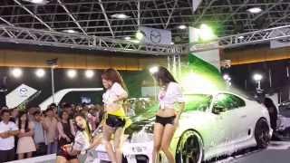 Pretty Thailand Motor Festival 2013