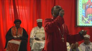 Pt. 1 Bisrate Gebriel Ethiopian Orthodox Tewahdo Church, First Annual Celebration Of Tahisas Gebriel