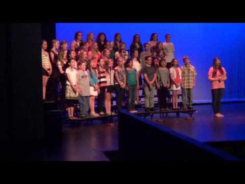 spring 2013 stafford twp internediat school choir concert (never before)