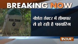 Pakistan troops violate ceasefire along LoC in Naushera