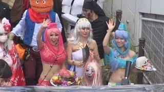 【神奈川】アナ雪にゾンビ!?国内最大のハロウィンパーティー