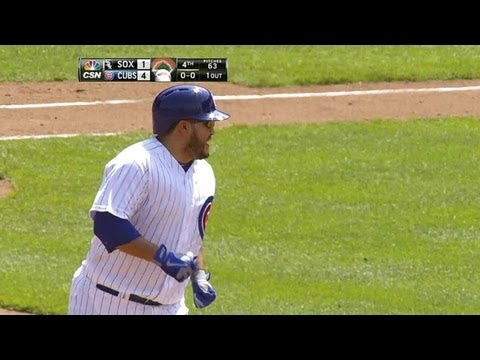 Video: CWS@CHC: Navarro lifts his second home run of the day