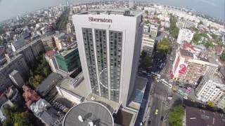 Sheraton Bucharest Hotel – Exterior view