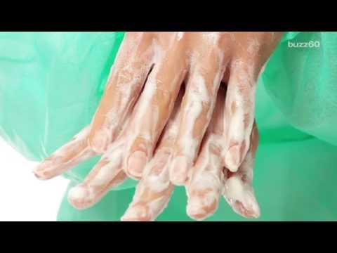 Why You Really Shouldn't Wash Your Hands With Antibacterial Soaps