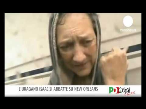 YouTube Video - Euronews - Uragano Isaac