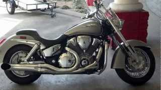 6. For Sale - 2003 Honda VTX1800 OVER $2,000 in Accessories LOW Miles - Honda of Chattanooga TN