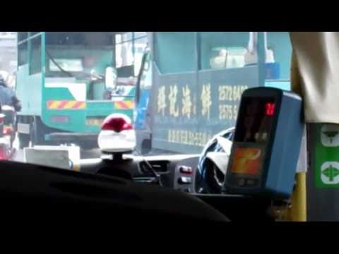 Hong Kong Bus Driver Performs Miracle Multitasking Feat picture