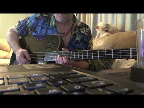 Smooth Jazz Guitar   Chris Kitchen 6/17/2016