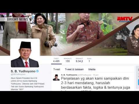 Dokumen TPF Munir Hilang, SBY Resah Kemudian Nge-Tweet