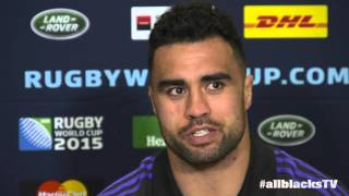 All Blacks name team to face Namibia | Rugby World Cup Video - All Blacks name team to face Namibia