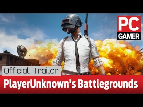 трейлер PLAYERUNKNOWN'S BATTLEGROUNDS