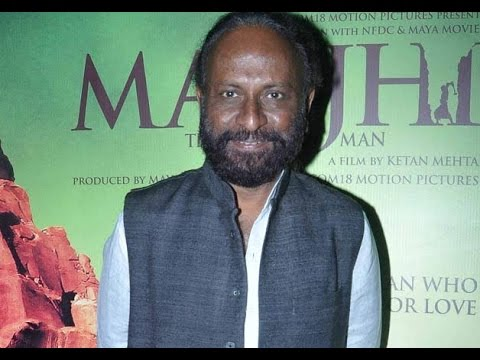 Response From The Youngsters For 'Manjhi The Mountain Man' Has Been Amazing : Ketan Mehta