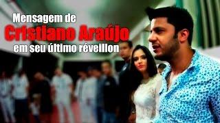 O cantor sertanejo Cristiano Araújo com certeza é uma das pessoas que mais deixou saudade no ano de 2015. O mesmo que faleceu em um trágico acidente de carro no mês de junho, aos 29 anos...Link para a matéria completa: http://www.s1noticias.com/?p=41600Site: http://www.s1noticias.com/Facebook: https://www.facebook.com/S1NoticiasTwitter: https://twitter.com/#!/S1NoticiasE-mai: s1noticia@gmail.comFone: (87) 8856 - 4795 ou (87) 8855 2265