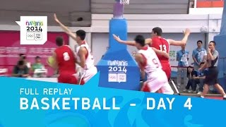 3 on 3 Basketball Action from Pool A where the People's Republic of China take on Poland. Subscribe to the Olympic channel ...