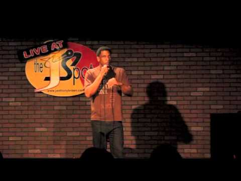 Comedian SOLO JONES @ THE J SPOT in LA
