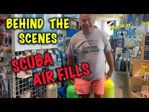 Behind the Scenes - Scuba Air FillsBehind the Scenes - Scuba Air Fills<media:title />