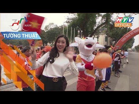 Cúp truyền hình 2018 | TƯỜNG THUẬT | Chặng 4 - Đua ski Hà Nội | 01/04/2018