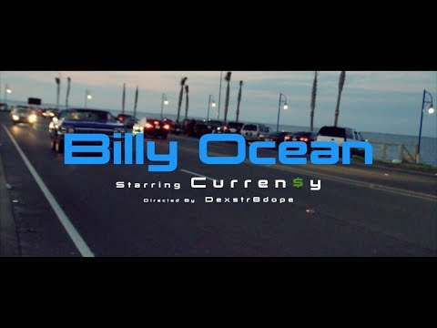 Curren$y – Billy Ocean