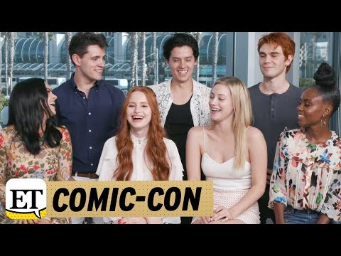 Exclusive: The Cast Of Riverdale Teases New Love Interests -- Find Out Who's Pairing Up