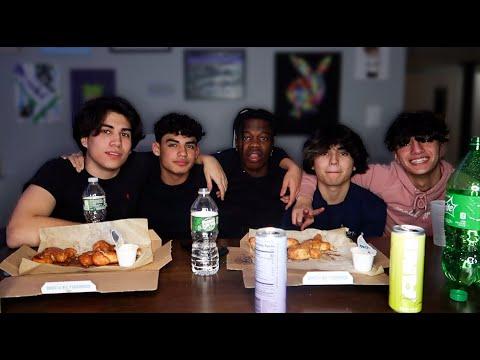 Jersey Boys Mukbang