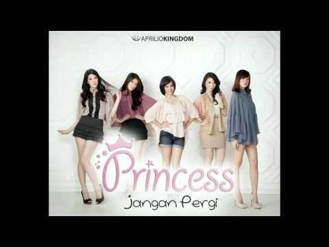Princess - Jangan Pergi (Official Audio)