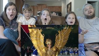Video ASIAN GAMES OPENING CEREMONY REACTION MP3, 3GP, MP4, WEBM, AVI, FLV Maret 2019