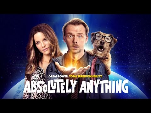 Absolutely Anything (Trailer)